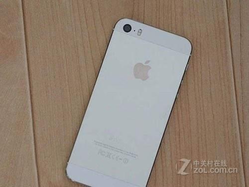 强劲A7处理器 苹果iPhone5S售价4350元