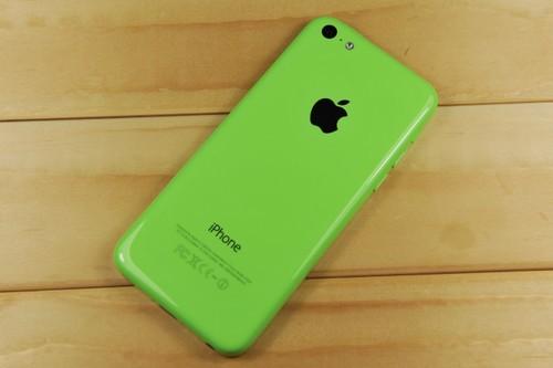 苹果5C绿色未激活长沙启睿特价3470元