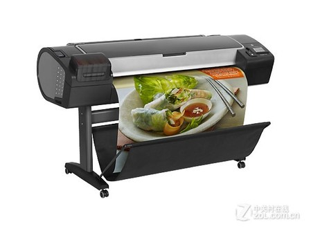 自动进纸 惠普Z5400绘图仪售34000元