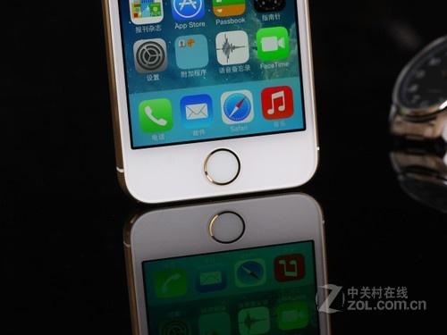 长沙深蓝汇苹果iPhone5S金色版仅4350元