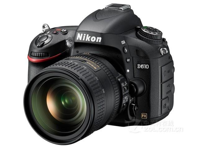 尼康 D610套机(24-85mm) 报价9602元