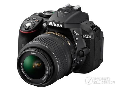 尼康D5300套机(18-55mm VR)安徽仅3450
