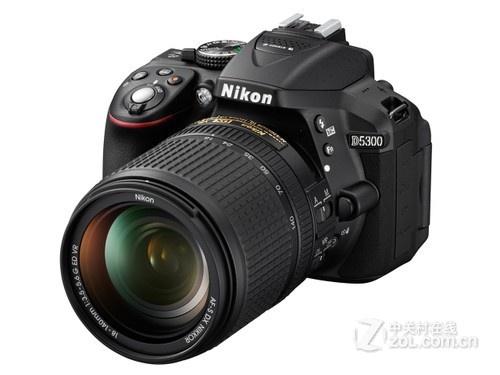 尼康D5300套机(18-140mm)报价4599元