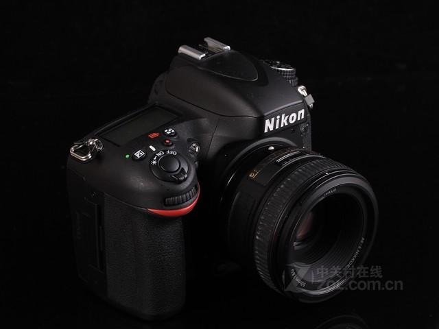 尼康 D610黑色 背面图