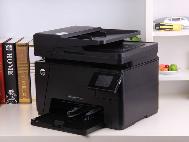 高品质打印 HP M177fw 售价3300元