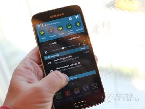 刚上市就跌价 三星Galaxy S5港版4550元