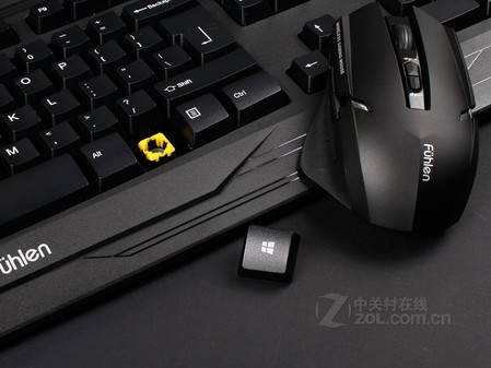 富勒MK950金刚游戏无线键鼠套装