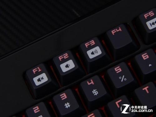 土豪级别机械键盘 razer战地4促销中