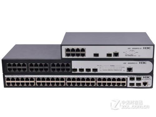 安全稳定 H3C S5024PV2-EI交换机 1200元