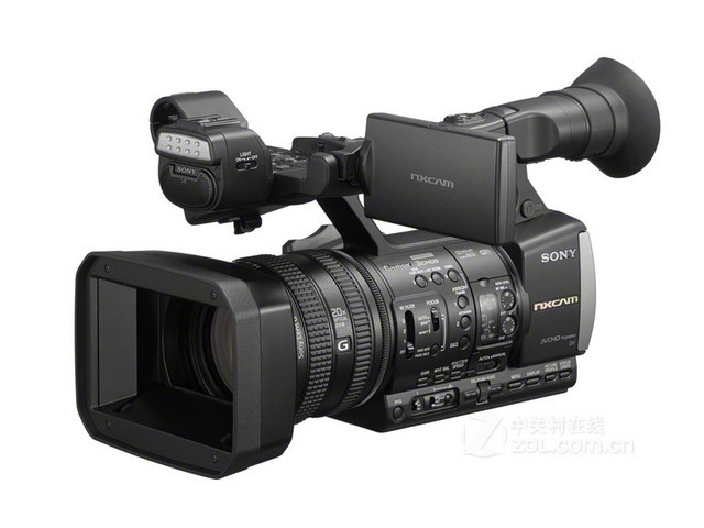 索尼NX3摄录一体机促销15800元送摄像包