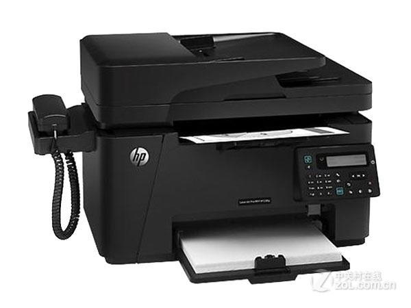 紧凑机身 HP M128fp 打印机 售价1780元