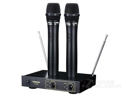 无线麦克风,采用多级窄带滤波技术,充分消除干扰信号,石英震荡电路