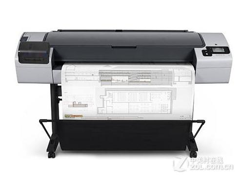 图为:惠普T795 44英寸大幅面打印机图赏-高质量输出 惠普T795大幅图片