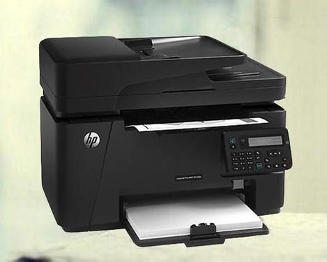 ...一体机 HP M128fn售1599元