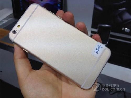 图为:苹果iphone6 背面