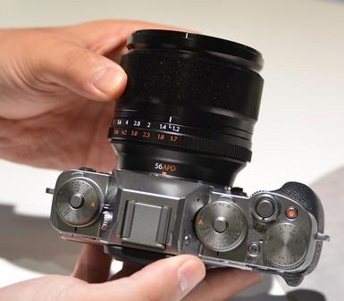 9重庆富士56/1.2APD镜头暑期特惠7400元