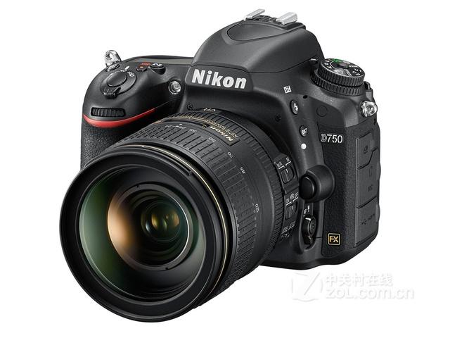 尼康D750套机(24-120mm) 售价13200元