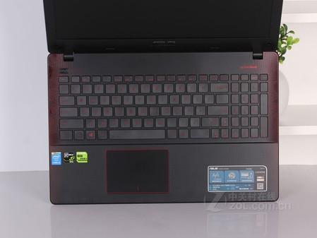 华硕 飞行堡垒FX50部 键盘面图