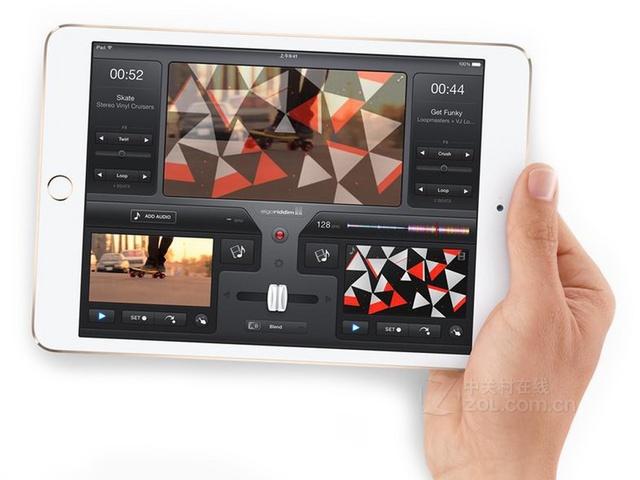 纤薄苹果 iPad mini 3 报价2689元