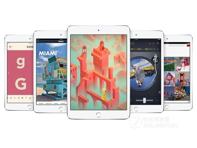 强劲A7芯片 苹果 iPad mini 3 报2689元