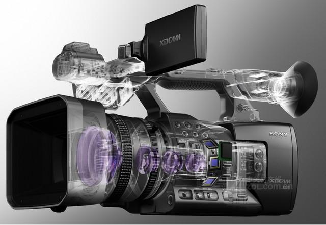 济南索尼X160售价20999元送原装摄像包