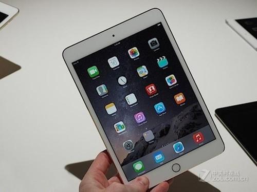 ipadmini照片_图为:苹果 ipad mini   正面