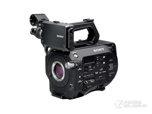 高清专业摄像机 索尼FS7H 济南促销