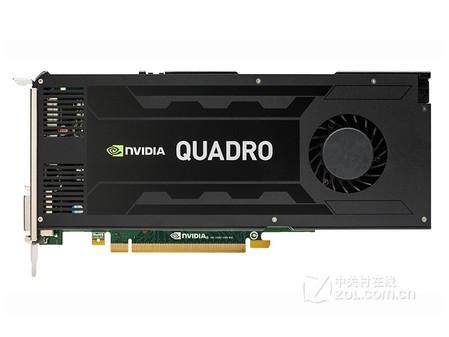 5丽台Quadro K4200显卡仅售6299元