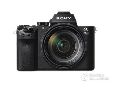 索尼A7M2套机(FE 24-70mmF4蔡司)促销