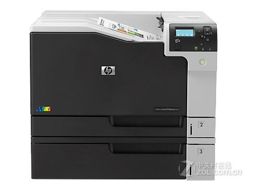 企业彩打好手 HP M750dn特价仅26999元