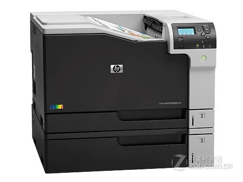高速高效输出 HP M750dn 售价12500元