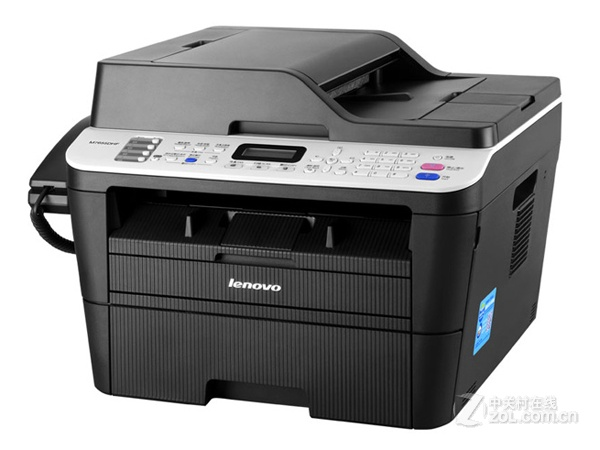 自动双面打印 联想M7655DHF 售价1980元