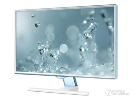 冰醇蓝外观 三星S24E360HL 售价879元