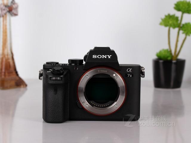 挡不住的诱惑 索尼A7M2相机报价8499元