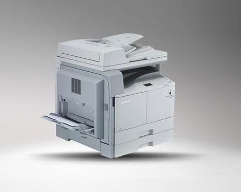 佳能复印机操作步骤