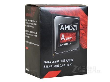 支持2133MHz高频内存 AMD A8-7650K热销