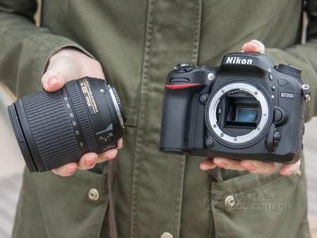 高性能影像处理器 太原尼康D7200促销