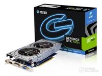 影驰GeForce GTX 750Ti骁将 2G济南促销