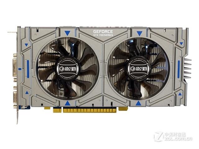 影驰 GeForce GTX 750Ti骁将特价679元