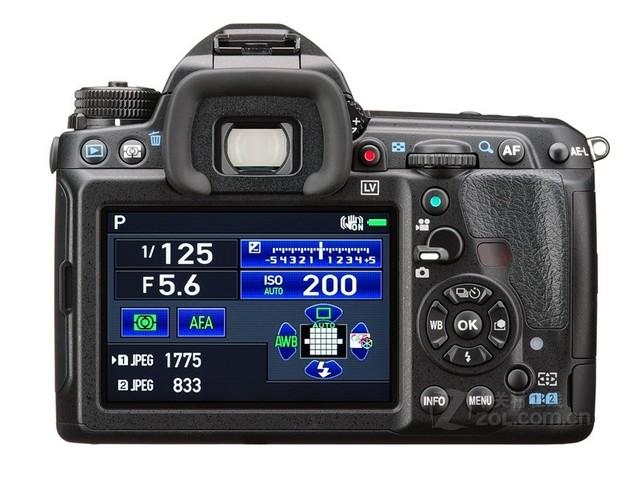流畅拍摄 APS画幅宾得K-3II 售价5819元