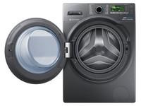 大容量 三星WD12J8420GX洗衣机仅9100元