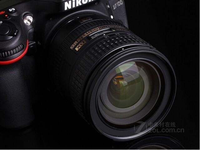 送16G卡 摄影包 尼康D7100套机售5899元图片