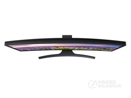 曲面LED显示器 三星S24E510C太原有售