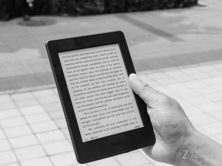 阅读是一种享受 Kindle Paperwhite3热卖