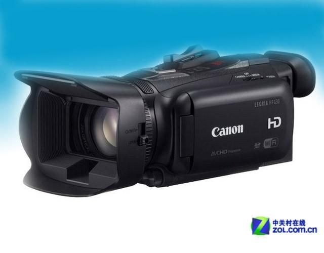 ...影像功能 佳能HF M60济宁售3999元