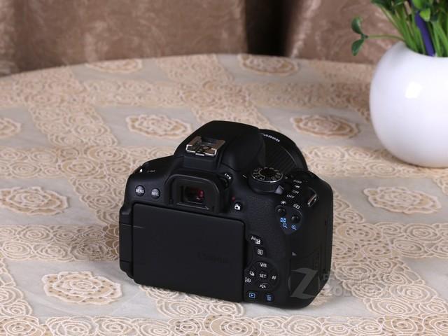 清晰锐利高画质 佳能750D(18-135mm)促销
