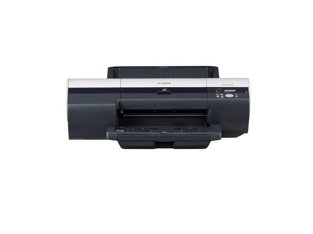 超高速输出 佳能iPF5100 大幅面打印
