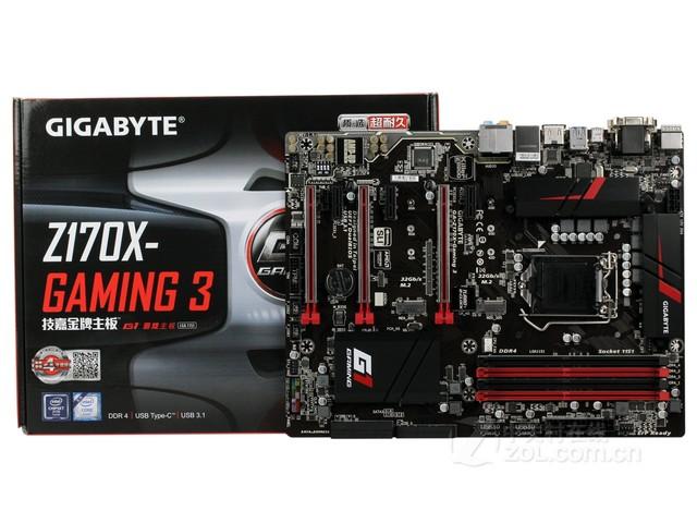 技嘉GA-Z170X-GAMING 3(rev.1.0)售1175元