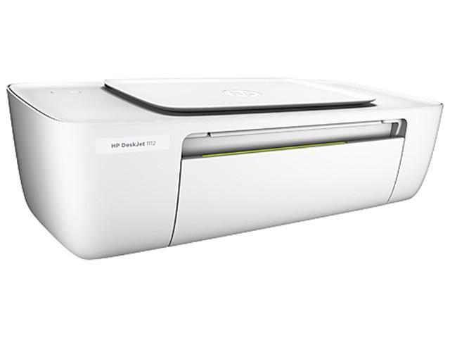 青岛惠普DeskJet 1112喷墨打印机特惠