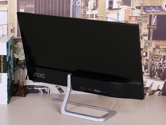 轻薄有质感 AOC I2481FXH显示器 南宁欧显热售